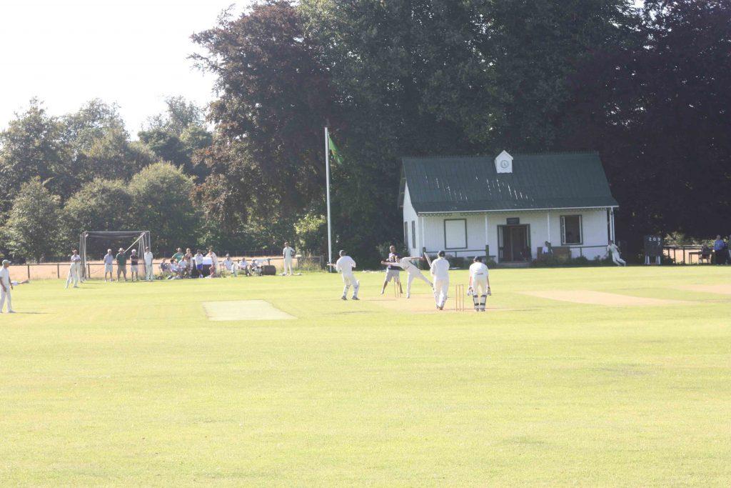 Dragons vs. Linton Park 2012