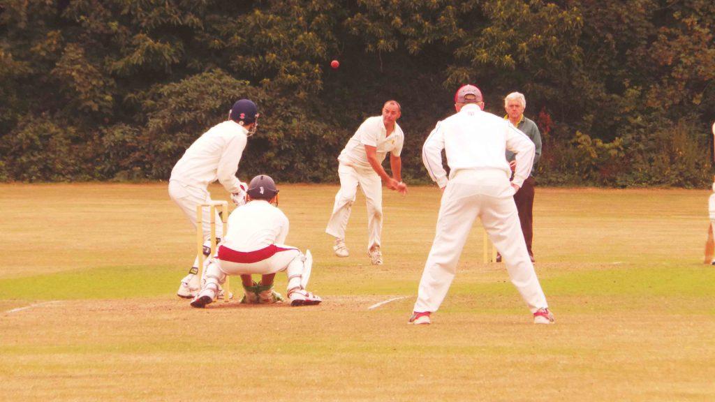 Dragons vs. Linton Park (Bowling: John Mihill)