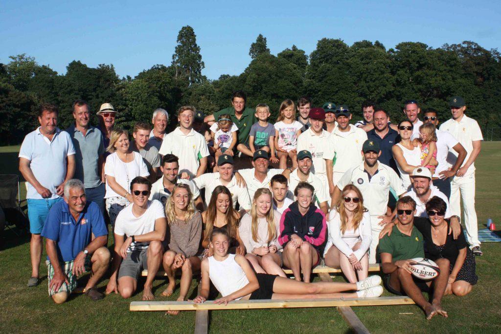 Linton Park 2016 - The Squad