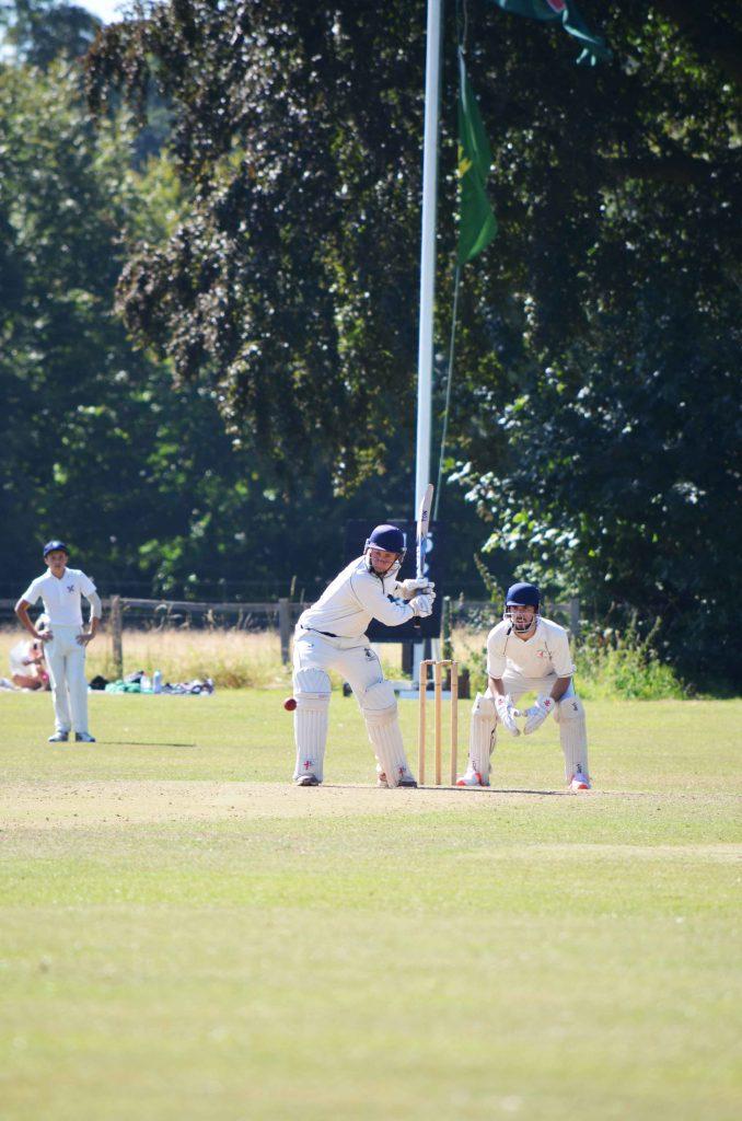 Linton Park 2016 - Batting: J.Churchman