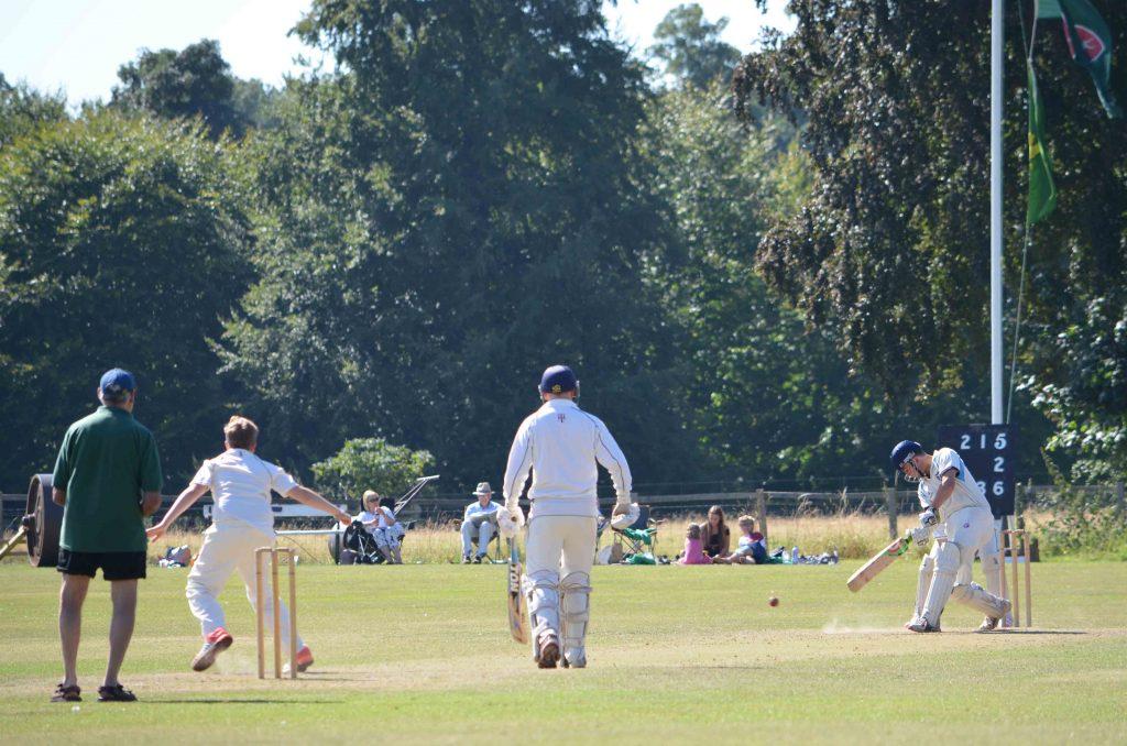 Linton Park 2016 - Batting: R.Davies (137)